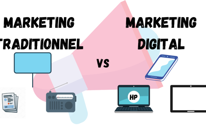 Marketing digital et marketing traditionnel